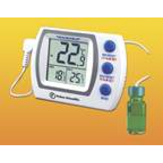 Lab equipment  thermometer refrigerator / pharmacy thermometer