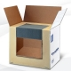 Insulated Shippers, Polyurethane, Sonoco ThermoSafe - Case of 2