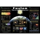 "Laminated Placemat, 16 x 11"""" - CPEP Fusion, Physics of Fundamental Energy Charts - Each"