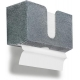 51932'51932 - 2-In-1 Paper Towel Holder - 2-In-1 Color Coded Paper Towel Holders, TrippNT - Each