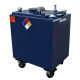10-Gauge Double Wall Waste Oil Tank with Accessories
