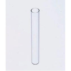 16mm x 100mm Disposable Borosilicate Glass Tubes with Plain End